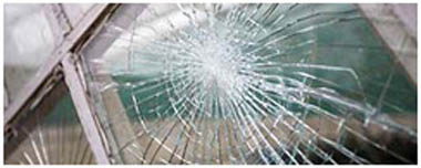 Billericay Smashed Glass